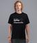 Jestem energooszczedny koszulka z nadrukiem smieszne mezczyzna werprint 1119 41