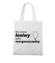 Jestem energooszczedny torba z nadrukiem smieszne gadzety werprint 1118 161