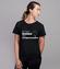 Jestem energooszczedna koszulka z nadrukiem smieszne kobieta werprint 1121 76