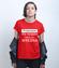 Jestem wredna bo niewyspana koszulka z nadrukiem smieszne kobieta werprint 1123 72