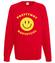 Pozytywny nauczyciel bluza z nadrukiem dzien nauczyciela mezczyzna werprint 1159 108