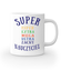Super extra hiper kubek z nadrukiem dzien nauczyciela gadzety werprint 1160 159