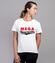 Mega nauczycielka koszulka z nadrukiem dzien nauczyciela kobieta werprint 1185 77