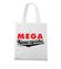 Mega nauczycielka torba z nadrukiem dzien nauczyciela gadzety werprint 1185 161