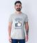 Spoko nauczyciel to ja koszulka z nadrukiem dzien nauczyciela mezczyzna werprint 1205 57
