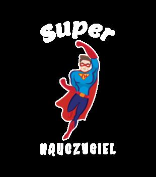 Super moc super nauczyciel grafika na koszulke meska 1208