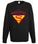Super belfrem jestem ja bluza z nadrukiem dzien nauczyciela mezczyzna werprint 1209 107