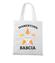 Szykowna koszulka dla szykownej babci torba z nadrukiem dla babci gadzety werprint 1226 161