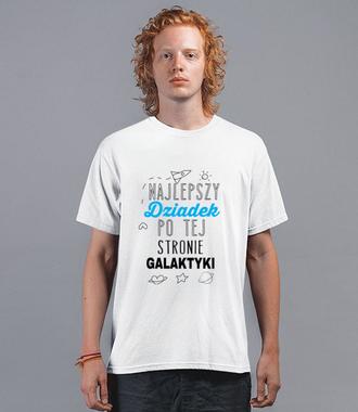 Doceń dziadka za pomocą koszulki z nadrukiem - Koszulka z nadrukiem - Dla Dziadka - Męska