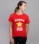 I kto jest gwiazda rodziny babcia koszulka z nadrukiem dla babci kobieta werprint 1247 78