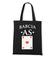 Super babcia i jej super koszulka z grafika torba z nadrukiem dla babci gadzety werprint 1256 160
