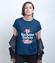 Bo babcia jest po prostu kochana koszulka z nadrukiem dla babci kobieta werprint 1271 74