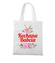 Bo babcia jest po prostu kochana torba z nadrukiem dla babci gadzety werprint 1270 161
