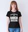 Fajna koszulka dla najfajniejszej babci koszulka z nadrukiem dla babci kobieta werprint 1274 64