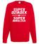 Super dziadek super wnuczka bluza z nadrukiem dla dziadka mezczyzna werprint 1288 108