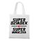 Super dziadek super wnuczka torba z nadrukiem dla dziadka gadzety werprint 1287 161