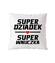 Super dziadek super wnuczka poduszka z nadrukiem dla dziadka gadzety werprint 1287 164