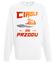 Motto zyciowe kierowcy tira bluza z nadrukiem dla kierowcy tira mezczyzna werprint 1289 106