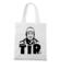 Branzowa koszulka z grafika torba z nadrukiem dla kierowcy tira gadzety werprint 1306 161