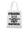 Male ostrzezenie dla otoczenia torba z nadrukiem smieszne gadzety werprint 1332 161