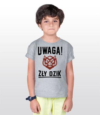 Lubimy takie komunikaty - Koszulka z nadrukiem - Śmieszne - Dziecięca