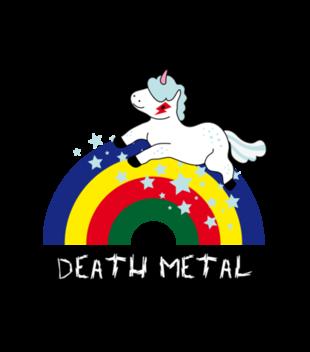 Death metal czy slit plastik grafika na koszulke meska 179