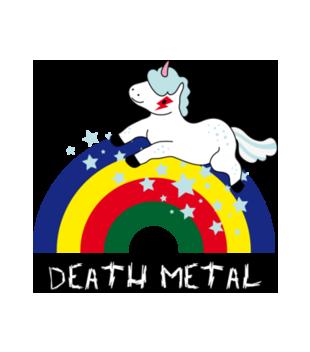 Death metal czy slit plastik grafika na bluze meska 179