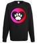Jak wyrazic milosc do psow bluza z nadrukiem milosnicy psow mezczyzna werprint 1346 107