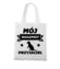 Pokaz ze twoj pies jest dla ciebie wazny torba z nadrukiem milosnicy psow gadzety werprint 1352 161