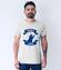 Milosnicy psow maja poczucie humoru koszulka z nadrukiem milosnicy psow mezczyzna werprint 1354 53