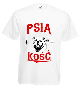 Psia koszulka z humorem - Koszulka z nadrukiem - Miłośnicy Psów - Męska