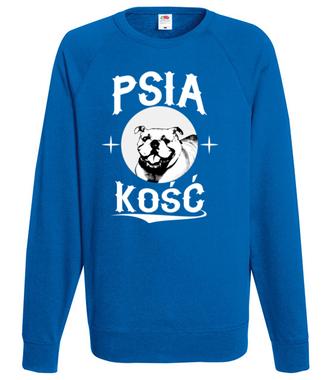 Psia koszulka z humorem - Bluza z nadrukiem - Miłośnicy Psów - Męska