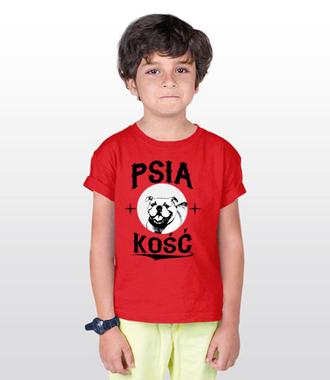 Psia koszulka z humorem - Koszulka z nadrukiem - Miłośnicy Psów - Dziecięca