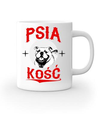 Psia koszulka z humorem - Kubek z nadrukiem - Miłośnicy Psów - Gadżety