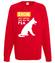 Graficzny manifest dla psich maniakow bluza z nadrukiem milosnicy psow mezczyzna werprint 1364 108