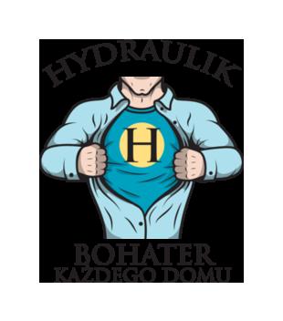 Koszulka dla hydraulicznego bohatera grafika na koszulke meska 1365