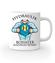 Koszulka dla hydraulicznego bohatera kubek z nadrukiem dla hydraulika gadzety werprint 1365 159