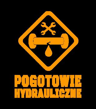 Hydraulik na wezwanie grafika na koszulke meska 1377