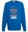 Przydatna profesja bluza z nadrukiem dla hydraulika mezczyzna werprint 1385 109
