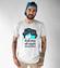 Noc i dzien programuj koszulka z nadrukiem dla programisty mezczyzna werprint 1399 47