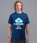 I zadnych wiecej limitow koszulka z nadrukiem dla programisty mezczyzna werprint 1405 44