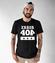Niby irytuje a na koszulce bawi koszulka z nadrukiem dla programisty mezczyzna werprint 1409 46