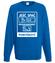 Nie zapomnisz rozkladu dnia bluza z nadrukiem dla programisty mezczyzna werprint 1411 109