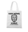 Myslisz ze to kogos niepokoi torba z nadrukiem dla programisty gadzety werprint 1414 161
