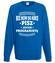 Nie mow do mnie tylko pisz bluza z nadrukiem dla programisty mezczyzna werprint 1417 109