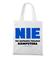 Asertywny informatyk torba z nadrukiem dla programisty gadzety werprint 1418 161