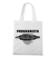 Specyficzna istota torba z nadrukiem dla programisty gadzety werprint 1423 161