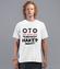 Koszulka z nadrukiem dla hakera koszulka z nadrukiem dla programisty mezczyzna werprint 1427 40