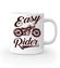 Easy rider to caly ty kubek z nadrukiem dla motocyklisty gadzety werprint 1444 159