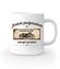 Rocznik jest niewazny liczy sie pasja kubek z nadrukiem dla motocyklisty gadzety werprint 1448 159